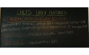 NEW specials for your Friday night