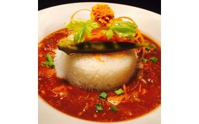 Celebrate Fat Tuesday at King Cropp with Chef's Homemade Gumbo
